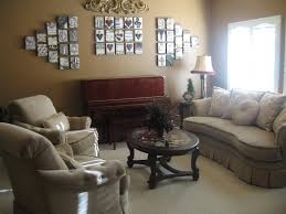 nice artwork wall living decors attach on gray wall painted as
