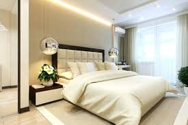 hanging headboard bedroom modern design with white leather tufted headboard and white bedding sets also hanging