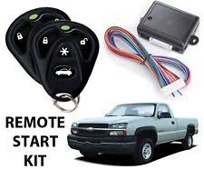 remote start chevy silverado 2003 2004 2005 2006 2007 chevy silverado remote start kit w bypass avital 4103