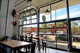 glass garage doors restaurant. Contemporary Restaurant Do You Have Openings That Require An Unusually Sized Door With Glass Garage Doors Restaurant Unlimited