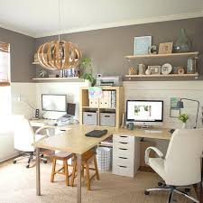 ideas for home office space. Shared Home Office Space Design Wow His And Hers Ideas About Remodel Target For