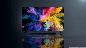 Smart TV Ultra HD Desktop Background ...