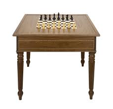 coffee table 8 game table chess
