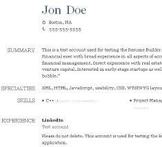 Resume Makers Impressive Ideas Of Linkedin Resume Builder Not Working Lovely Resume Builder