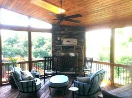 covered back porch ideas covered porch ideas outdoor gas fireplace covered porch screen ks with designs covered back porch