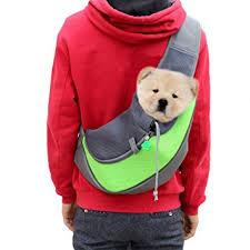 GDSZHS <b>Pet Dog</b> Cat <b>Carrier</b> Sling Hands-Free Shoulder Travel ...