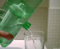 diy plastic bottle water filter