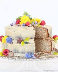 Royal Wedding Cake Gluten Free Lemon Sponge Livias Kitchen