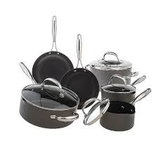is anodized cookware safe. Unique Cookware Technique Hard Anodized 10 Piece Cookware Set From QVC Iu0027m Not Sure Who  Makes These Because I See Only QVC Sells Them Intended Is Cookware Safe O