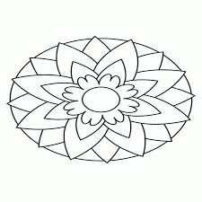 Mooie Mandala Kleurplaten Bloemen Krijg Duizenden Kleurenfotos