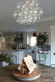 kitchen bubble glass chandelier kelly elko