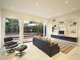 living room ideas by milne builders and plumbers