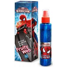 <b>Душистая вода SPIDER-MAN Fruity</b> Web 75мл