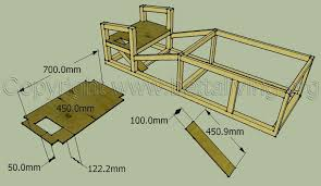 diy rabbit hutch plans