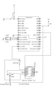 simple dc motor controller the basic diagram of the experiment like this
