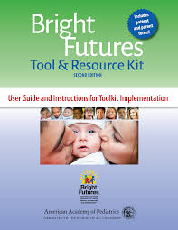 Well Child Exam Templates Bright Futures Tool And Resource Kit 2nd Edition New