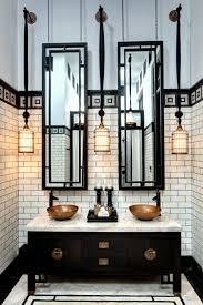 industrial lighting bathroom. Photo 3 Of 9 Industrial Lighting Bathroom #4 Lighting, Black And White Industrias Chrome Style B