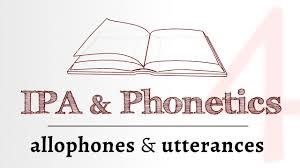 Ipa Chart For Singers Ipa For Language Learning Basic Phonetics Linguistics