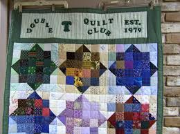 Glady's Gab on Quilts and Quotes: Double T Quilt Club & Double T Quilt Club Adamdwight.com