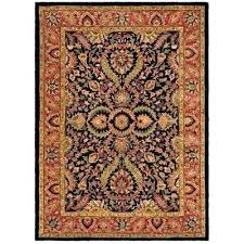 black and red area rugs black red area rugs rugs the home depot red brown black black and red area rugs
