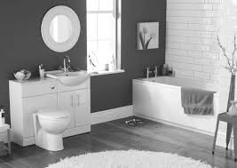 Best Home Gray Bathroom Ideas Cozy Design Black White And Of Small