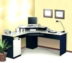 walker 3 piece corner desk image of l shaped edison soreno assembly wa