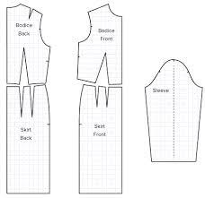 Patterns Online Gorgeous Basic Block PDF Sewing Pattern By Angela Kane