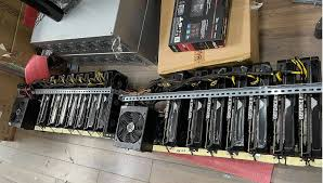 This allows them to earn portions of bitcoin. Gpu Mining Farms Are Causing Power Outages In Iran Videocardz Com