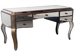 mirrored office furniture. Mirrored Office Desk Pretty Home Furniture E