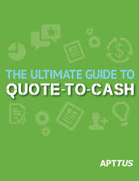 Quote To Cash Enchanting Ultimate Guide To Quote To Cash