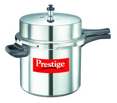 Prestige Kitchen Appliances Buy Prestige Popular Aluminium Pressure Cooker 12 Litres Online