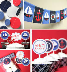 Interior Design Best Nautical Theme Party Decorations On A
