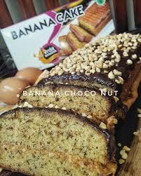 Beneran Gak Mau Nyoba Nyesel Lho Vrda Banana Cake