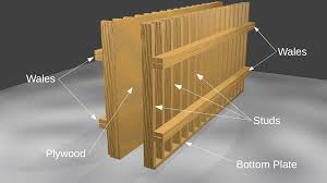 form concrete wall plywood