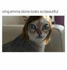 grumpy cat so beautiful. Beautiful Beautiful Emma Stone Grumpy Cat And Emma Omg Emma Stone Looks So Beautiful For Cat So Beautiful P