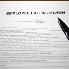 A Good Reason For Leaving A Job How Exit Interviews Give You Employee Retention Information