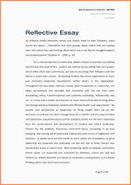 personal reflective essay sample essay checklist personal reflective essay sample reflective essay on new perspectives on leadership 2 728 jpg cb 1436491214