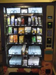 Vending Machine Business Las Vegas Mesmerizing Vending Machine Stocked With Office Supplies Vending Machine