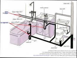 bathroom plumbing venting bathroom drain plumbing diagram lrg ...