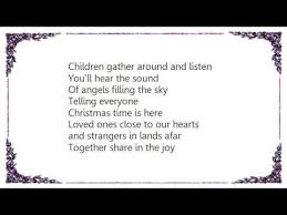 Ray Conniff - Ring Christmas Bells Lyrics - YouTube