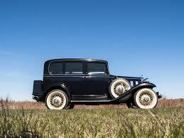Auctions - 1932 Chevrolet Confederate Sedan NO RESERVE | Owls Head ...