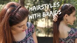 cute and easy hairstyles with braids hairstyles for valentines day part 1