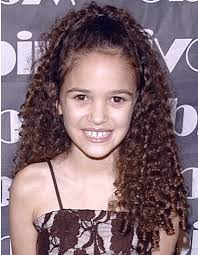 Toddler Curly Hairstyles Hairstyle For Curly Hair For Kids 17 Best Ideas About Toddler