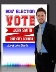 Free Election Campaign Flyer Template Campain Flyers Ohye Mcpgroup Co