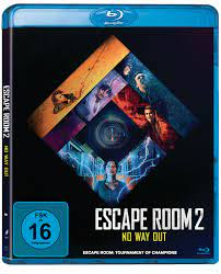 Escape Room 2: No Way Out Blu-ray bei ...