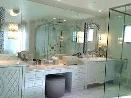 Bathroom vanity ideas makeup station Diy Double Vanity With Makeup Station Bathroom Vanities With Makeup Tion Awe Inspiring Area Double Vanity Table Marrakchinfo Double Vanity With Makeup Station Protectazchildrenorg