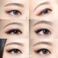 korean eye makeup asian makeup looks monolid makeup hair makeup ulzzang makeup