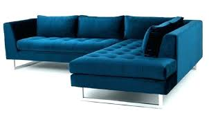 clever modern curved sectional sofa mid century small s