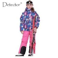 <b>Detector</b> New <b>Children's</b> Ski Outdoor Wear Hooded <b>Jackets</b>+ ...
