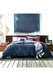 tommy hilfiger duvet cover bed set main image pleated duvet cover sham set home designer pro